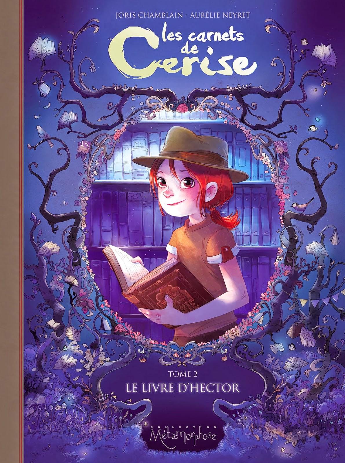 Les carnets de Cerise - Over-books