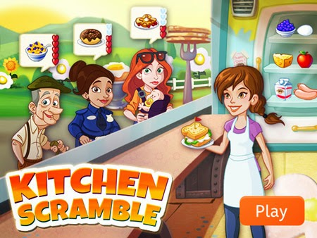 Cheat Kitchen Scramble NEW 2014