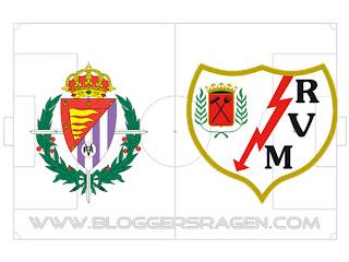 Prediksi Pertandingan Rayo Vallecano vs Real Valladolid
