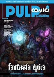 Pulp Comics en Torrejón