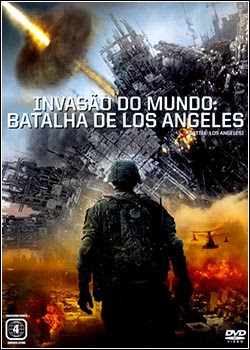 Poster Invasao do mundo BATALHA DE LOS ANGELES%255Bwww.gamecover.com Baixar Invasão do Mundo: Batalha de Los Angeles BDRip Dublado