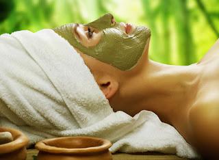 peeling con té verde orgánico