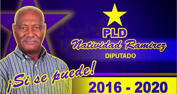 Natividad Ramirez Diputado