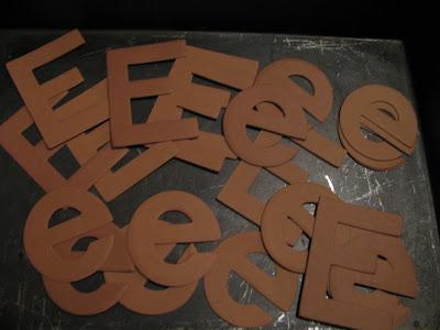 Brown E's