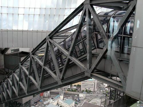 maior escada rolante do mundo