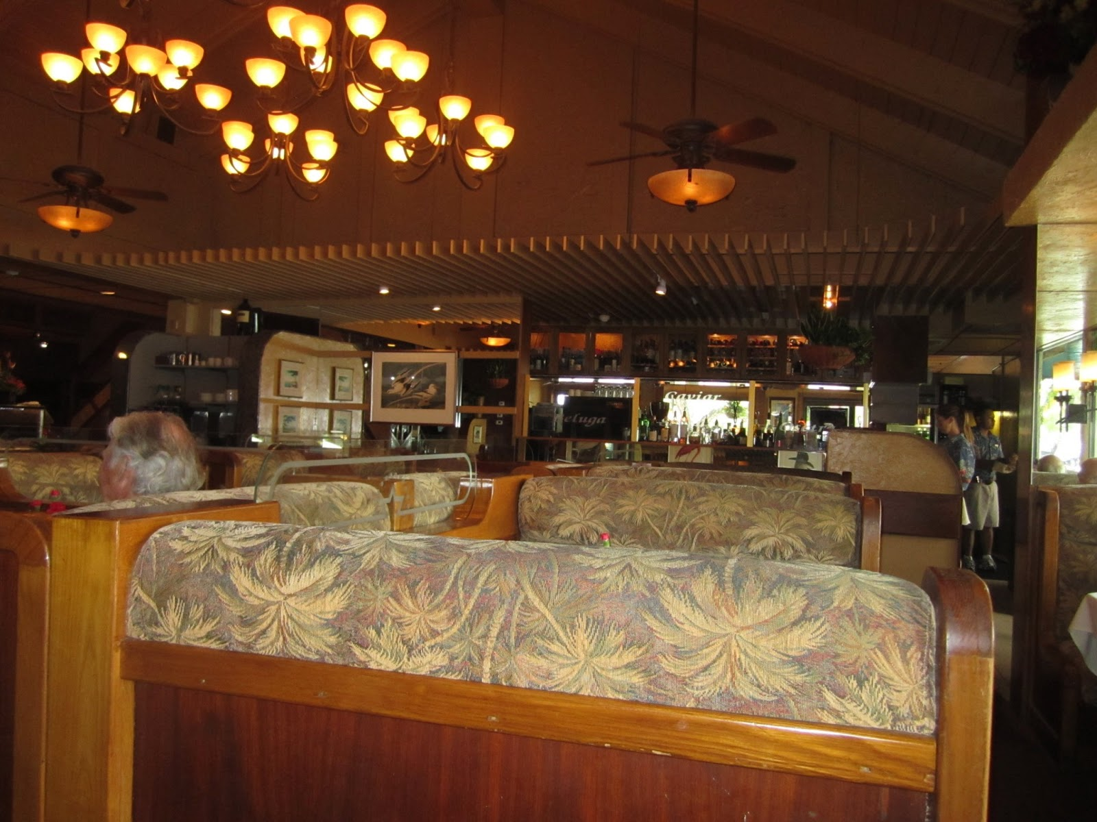 Epicurean Perils of Sweet Polly: Crab & Fin, Sarasota, FL