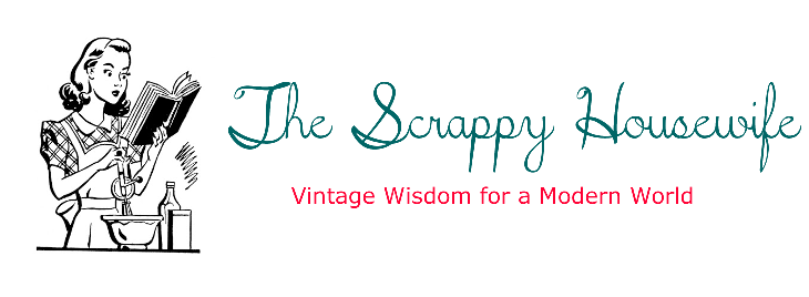 The Scrappy Housewife Scraps