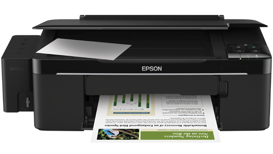 how to clean ink jets on epson nx130