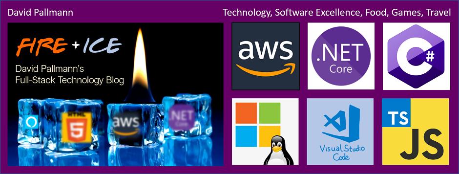 Fire + Ice: David Pallmann's Technology Blog