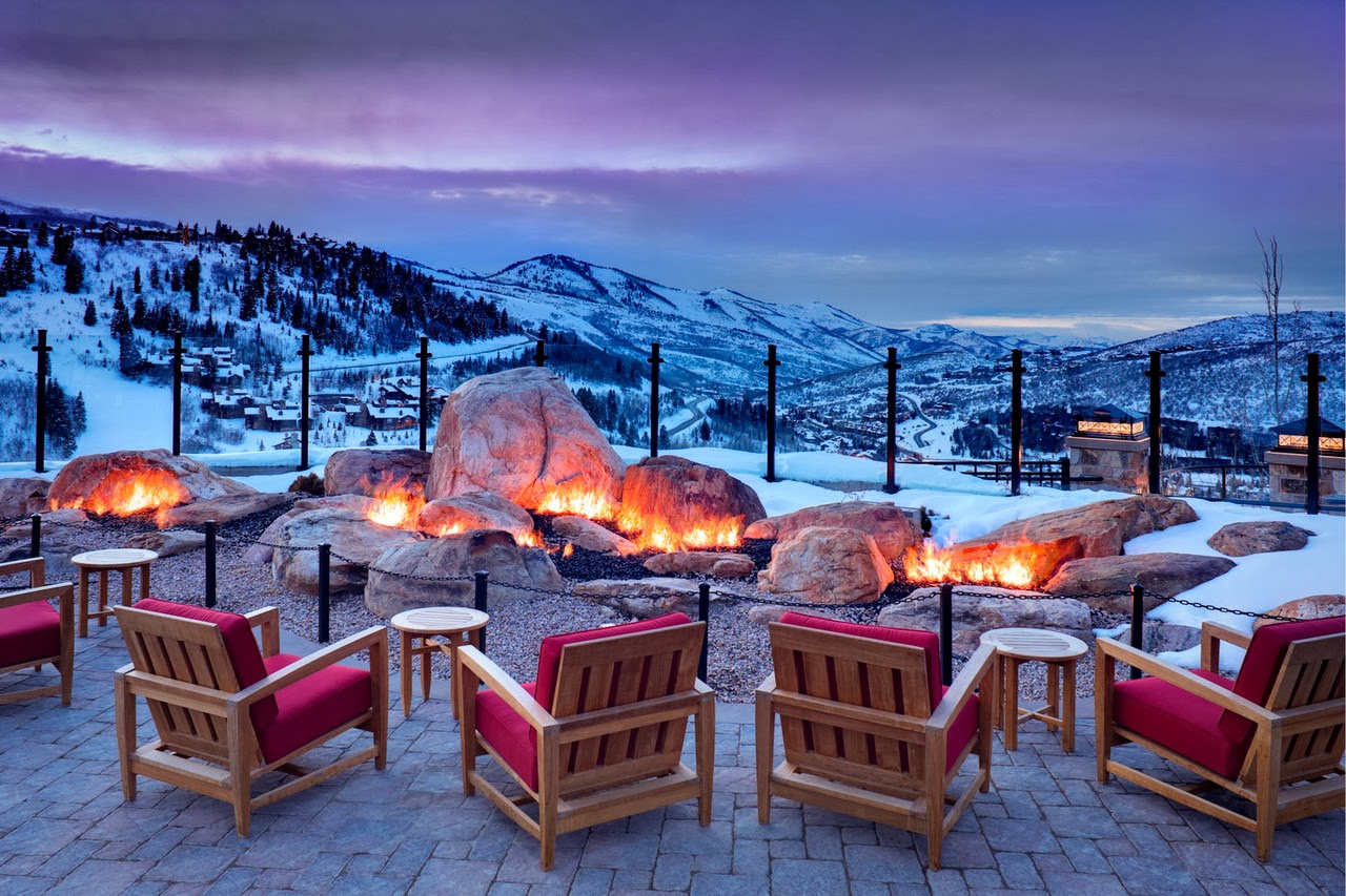 Luxury Hotels St Regis Aspen Resort