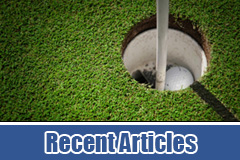 Recent Golf Articles