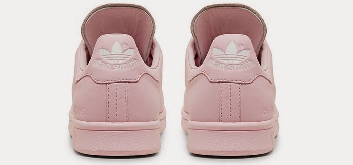 adidas stan smith rosa cipria