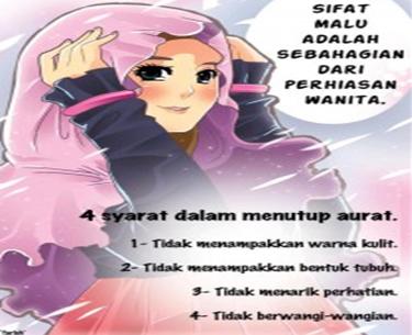 Aneka Koleksi Foto Kartun Muslim Terbaru - Fashion Inspiration