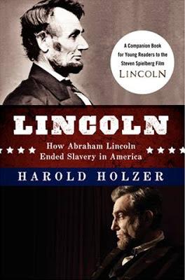 Lincoln, a comparison companion book to #LincolnMovie