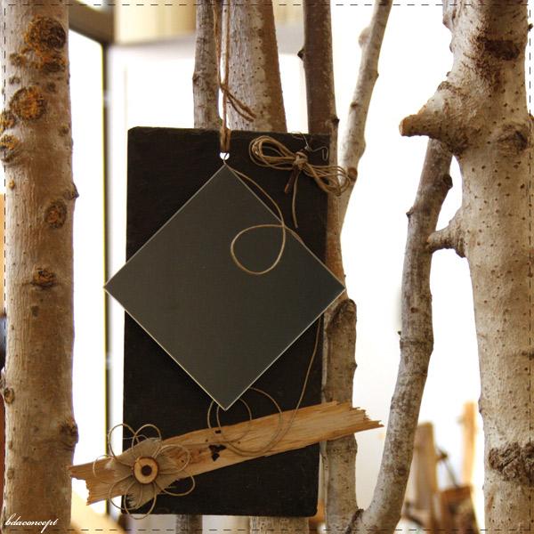 Inspiration nature et r cup inspiration miroir sur fond for Decouper un miroir