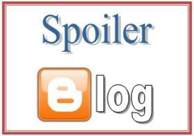 Spoiler,Blog