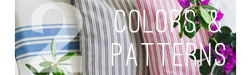Just make it work: Colors and patters