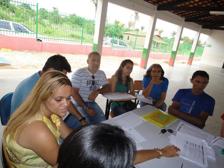 SEMANA PEDAGÓGICA DE 07 A 11 DE FEVEREIRO DE 2011
