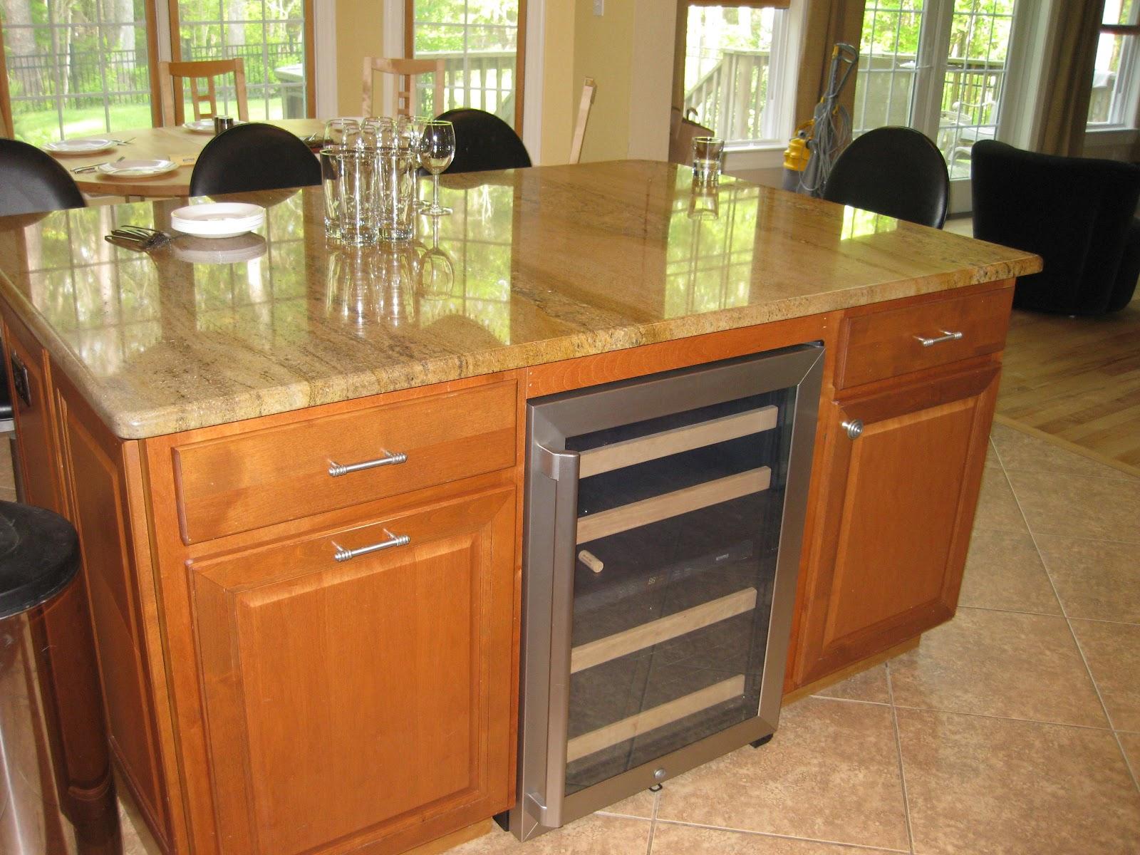 wine fridge in kitchen island large size of kitchen kitchen