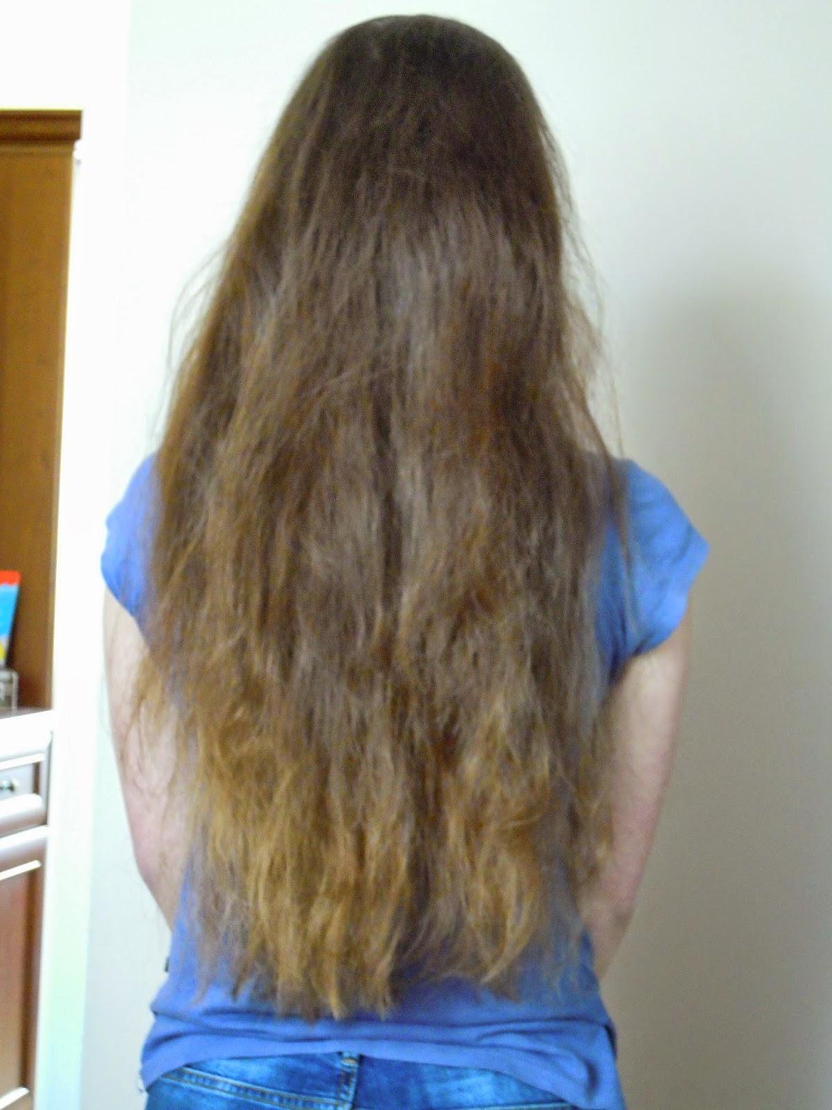 Aktualizacja włosów - Kwiecień 2014 :)