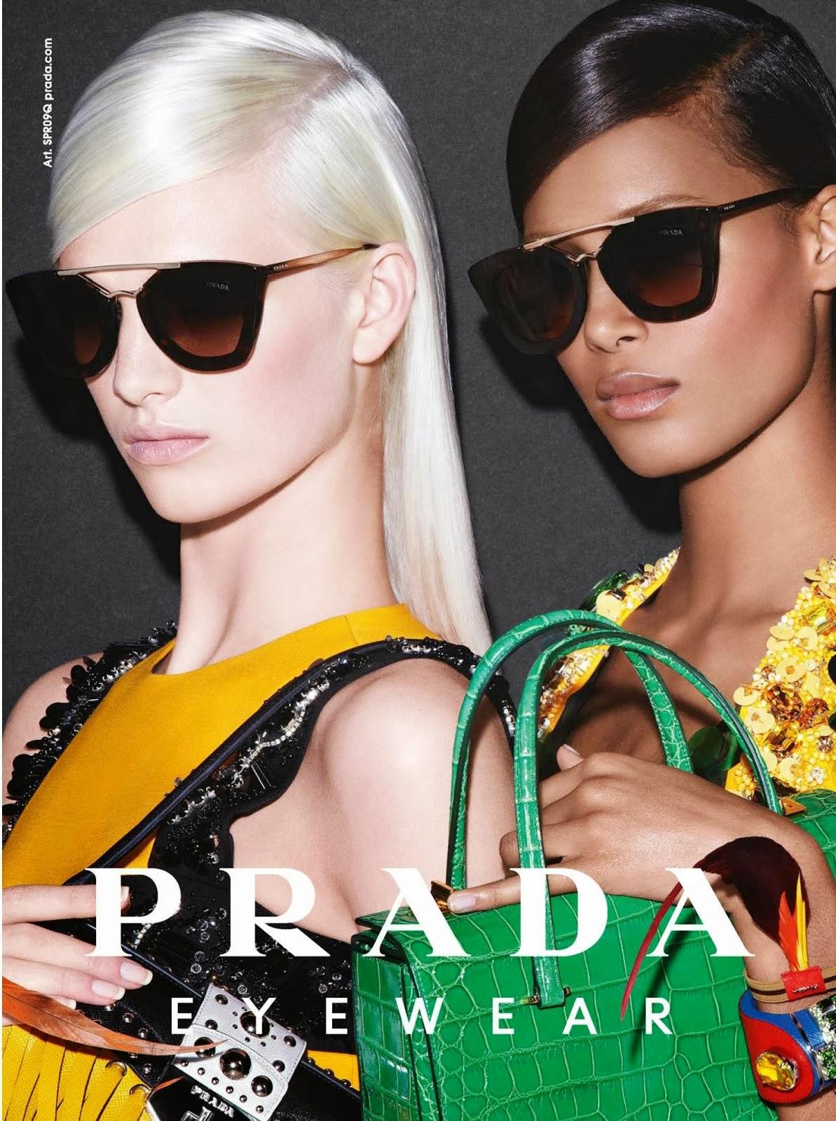 Prada Eyewear SS 2014