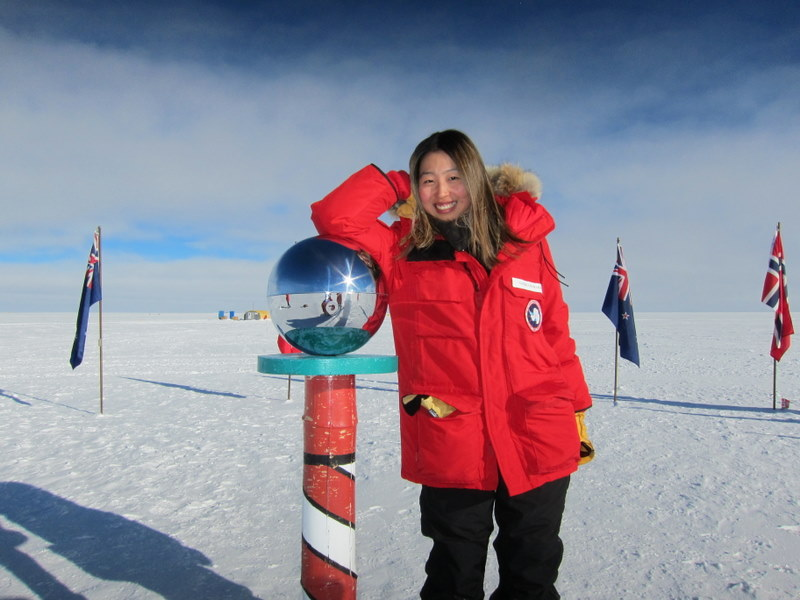 南極日記: 南極点には何がある?