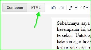 cara membuat teks text area di blog