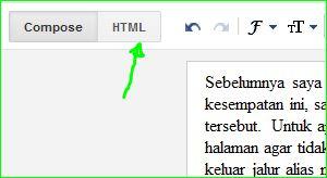 cara membuat teks text area di blog