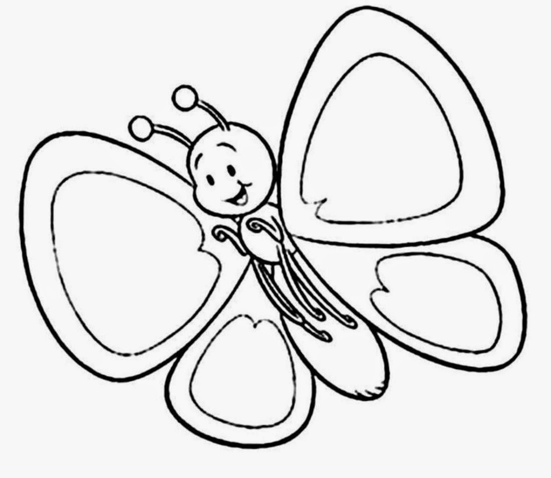 Butterflies for Coloring, part 2