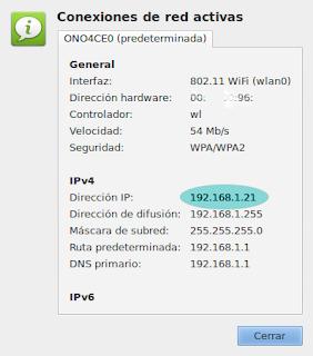 Abrir los puertos en el router Hitron CDE-30364 (router ONO)