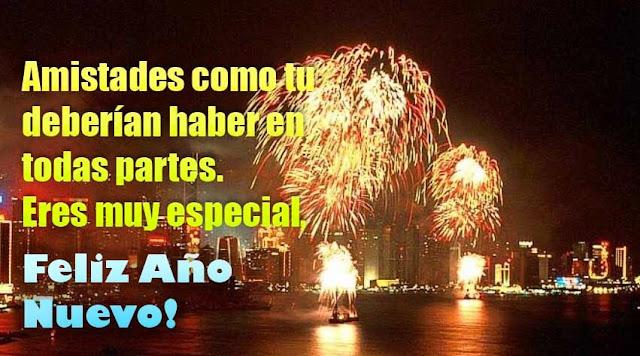 Imágenes para Amigos para desear Feliz Año nuevo!