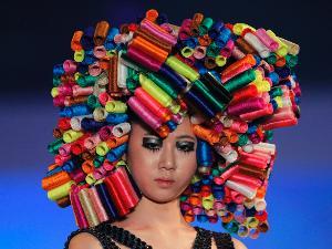 Gaya Rambut Unik Korea