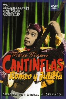 descargar Cantinflas: Romeo y Julieta – DVDRIP LATINO