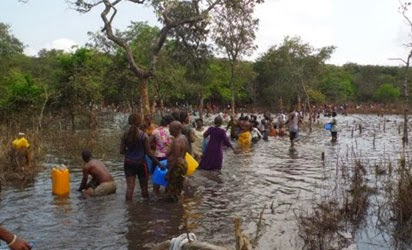 Mystery Lake of Miracles in Enugu Nigeria