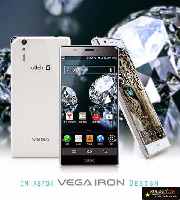 Sky Vega Iron A870 chính hãng