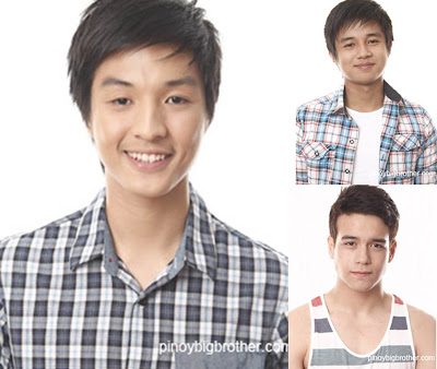 PBB Teens 4 5th List of Nominees - Alec, Kit, Yves