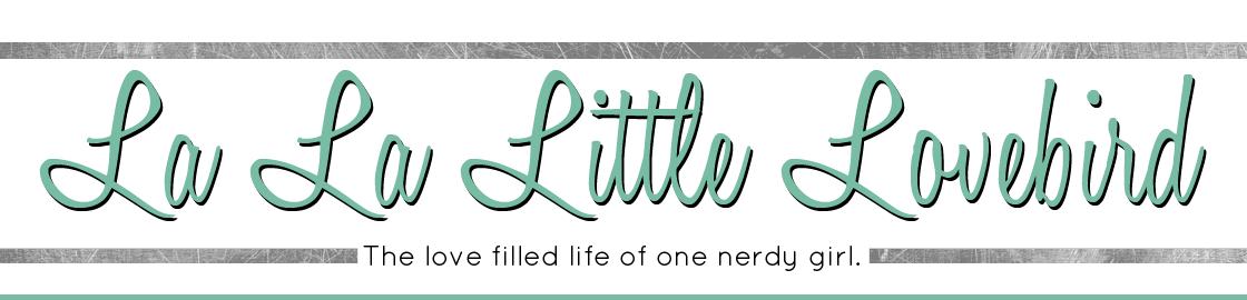 LaLa Little Lovebird