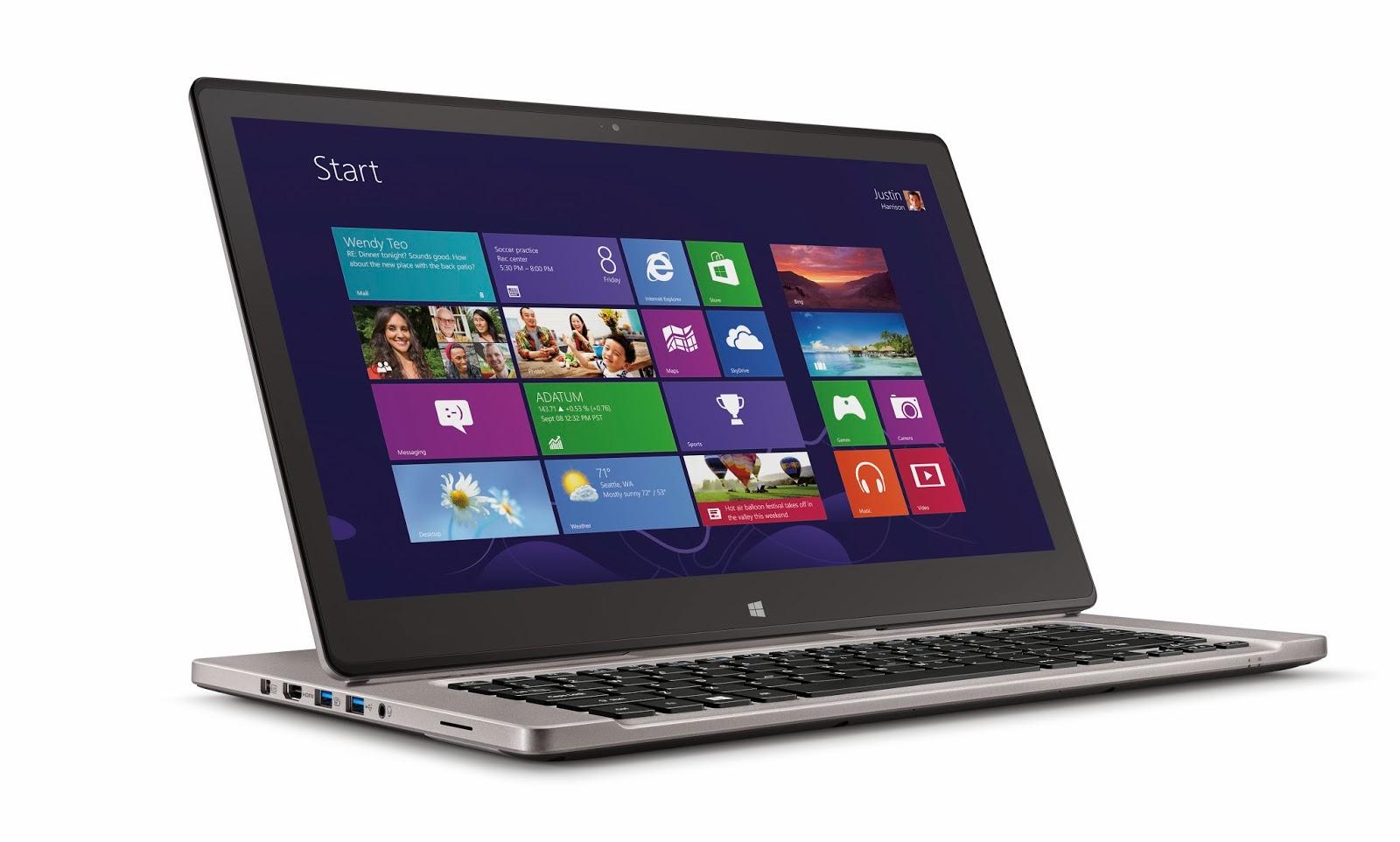 Review dan Spesifikasi Acer Aspire R7