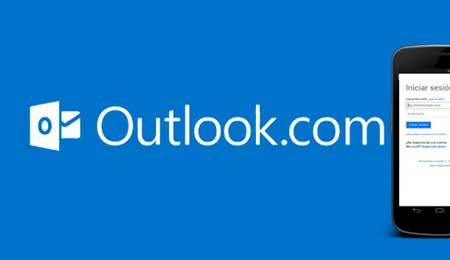 outlook correo en Windows Phone