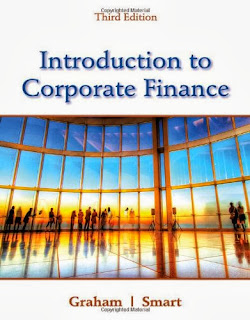 Introduction to Corporate Finance: What Companies Do, 3rd Edition ...