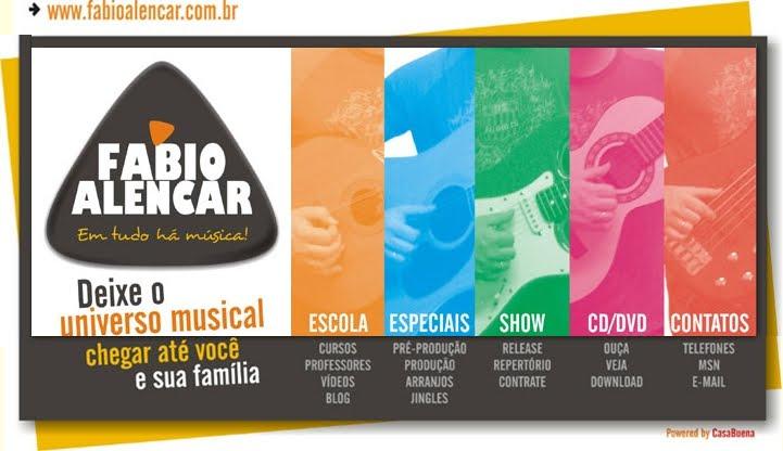 Escola de Música Fabio Alencar