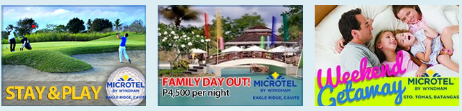 Microtel Products and Promotions