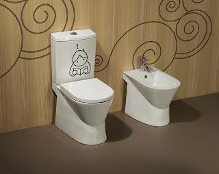 adesivos humorados de banheiro