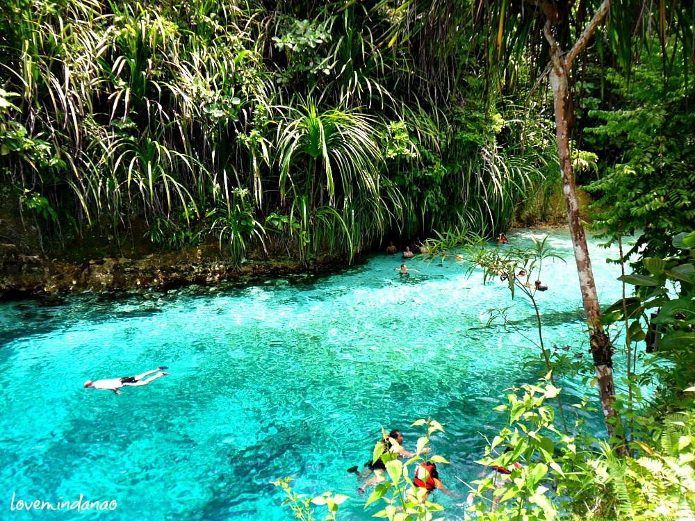 Hinatuan 39 S Enchanted River