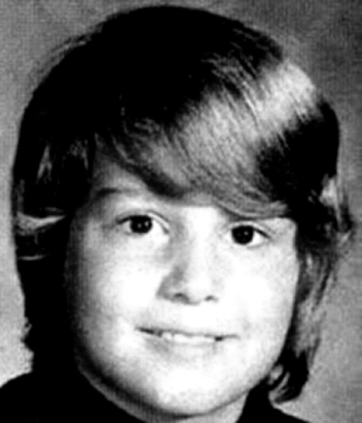 baby pictures of famous people Johnny Depp