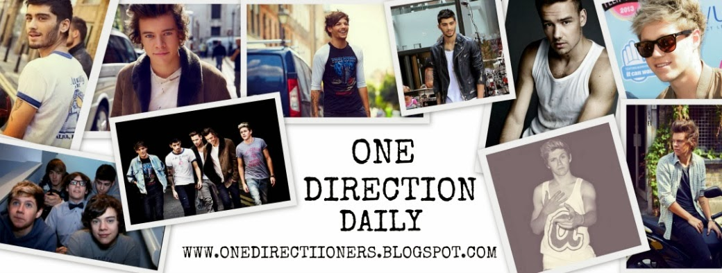 One Direction Daily Updates
