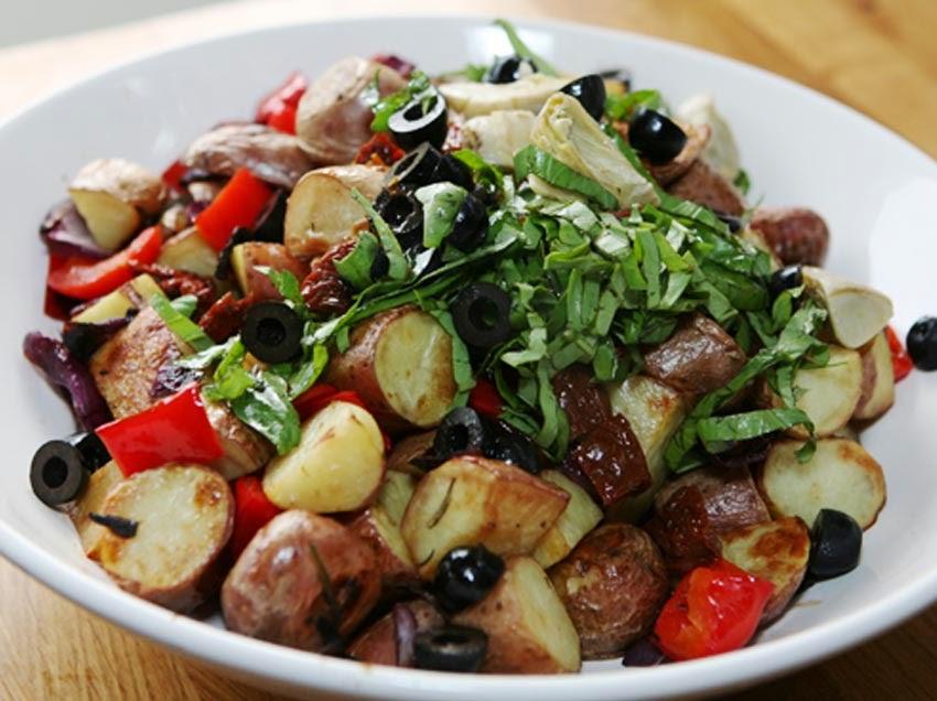 Las mejores ensaladas para la presi n alta vida l cida for Las mejores ensaladas