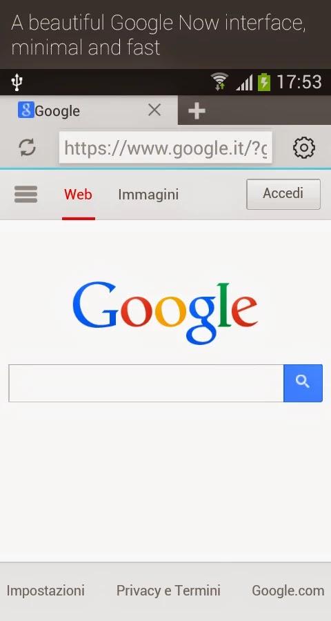 Now Browser Pro v1.1.9