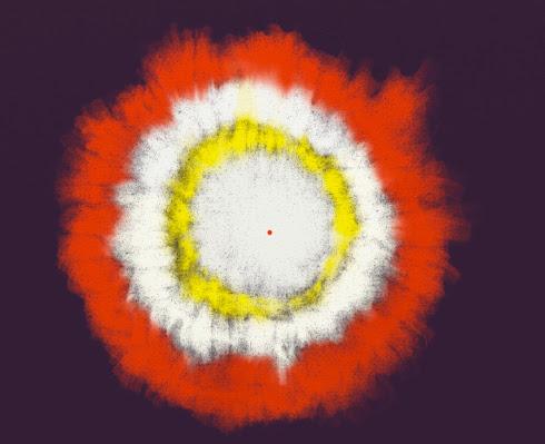 Starburst 1 (Imagined image: CGI)