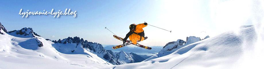 Lyžovanie-lyže